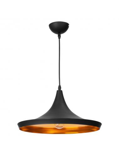 Piekaramā lampa Sona melna