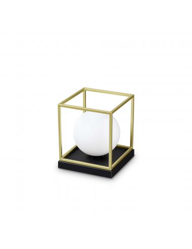 Galda lampa Lingotto misiņš